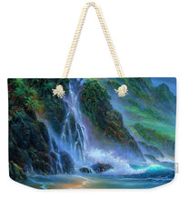 Load image into Gallery viewer, Faces Of Hawaii - Weekender Tote Bag