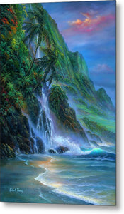 Faces Of Hawaii - Metal Print