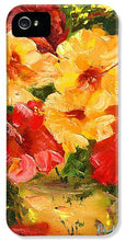 Load image into Gallery viewer, Flower Impressions - Phone Case