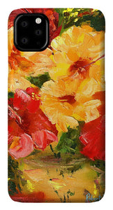 Flower Impressions - Phone Case