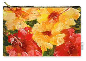 Flower Impressions - Carry-All Pouch