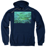 Load image into Gallery viewer, Glass Turtle - Sweatshirt