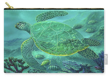 Load image into Gallery viewer, Glass Turtle - Carry-All Pouch
