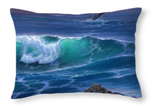 Load image into Gallery viewer, Maui Whale - Throw Pillow