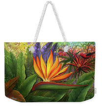 Load image into Gallery viewer, Robert Thomas - Weekender Tote Bag