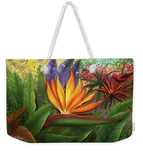 Robert Thomas - Weekender Tote Bag