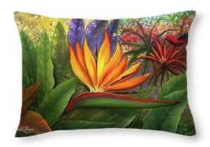 Robert Thomas - Throw Pillow
