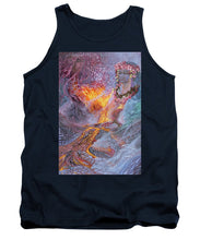 Load image into Gallery viewer, Sisterly Love With Goddess Pele And Namakaokahai - Tank Top