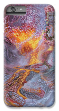 Load image into Gallery viewer, Sisterly Love With Goddess Pele And Namakaokahai - Phone Case