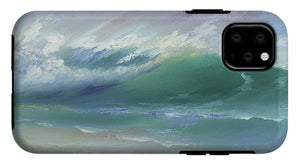Soft Palette Knife Wave - Phone Case