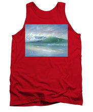 Load image into Gallery viewer, Soft Palette Knife Wave - Tank Top
