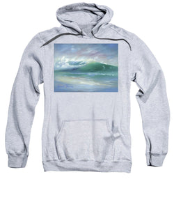 Soft Palette Knife Wave - Sweatshirt