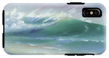 Load image into Gallery viewer, Soft Palette Knife Wave - Phone Case