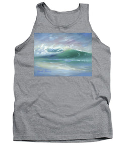 Soft Palette Knife Wave - Tank Top