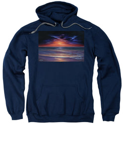Sunset Purple Haze - Sweatshirt