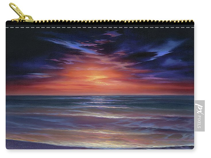 Sunset Purple Haze - Carry-All Pouch