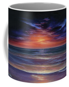 Sunset Purple Haze - Mug