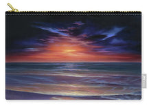 Load image into Gallery viewer, Sunset Purple Haze - Carry-All Pouch