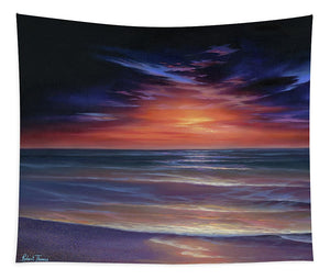 Sunset Purple Haze - Tapestry