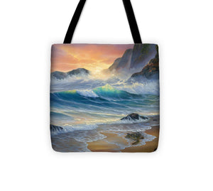 Turtle Beach - Tote Bag