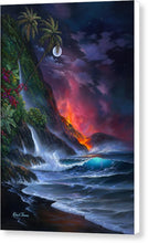 Load image into Gallery viewer, Volcano Passion - Canvas Print