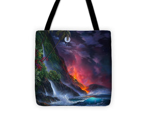 Volcano Passion - Tote Bag