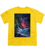 Load image into Gallery viewer, Volcano Passion - Youth T-Shirt