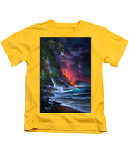 Load image into Gallery viewer, Volcano Passion - Kids T-Shirt
