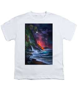 Volcano Passion - Youth T-Shirt