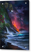 Load image into Gallery viewer, Volcano Passion - Acrylic Print