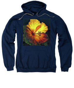 Yellow Hibiscus - Sweatshirt