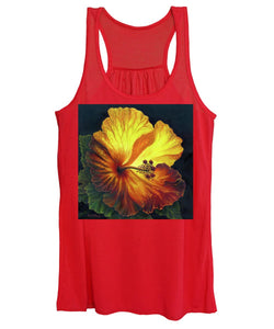 Yellow Hibiscus - Women's Tank Top