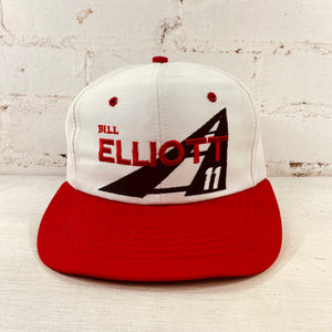 Vintage Bill Elliot Hat