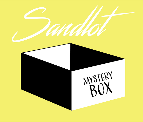 The Mini Sandlot Mystery Box