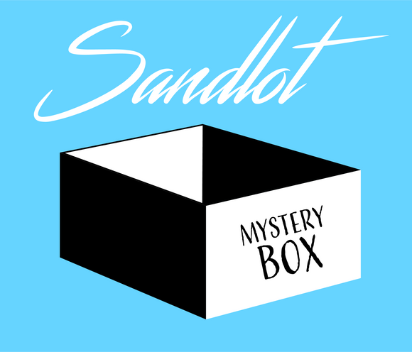 'The Quick Trip' Sandlot Mystery Box