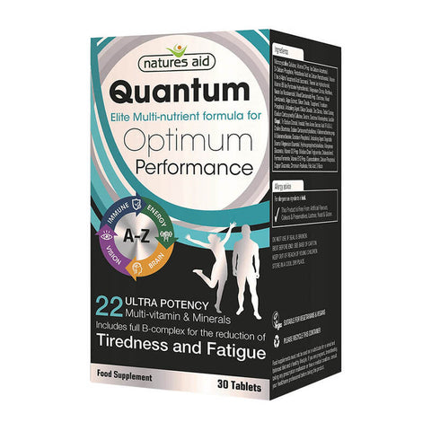 Quantum Optimum Performance Multi Vitamins