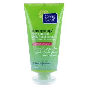 Clean & Clear Shine Control Daily Face Scrub