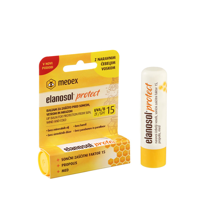 Elanosol Protect Lip Balm SPF15