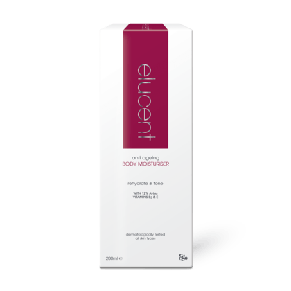 Elucent Body Moisturizer 200ml