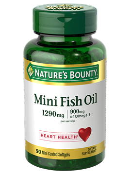 NB Mini Fish Oil