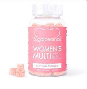 SugarBear women multi-vitamins