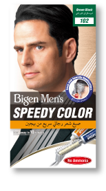 Bigen Men's Speedy Color 102
