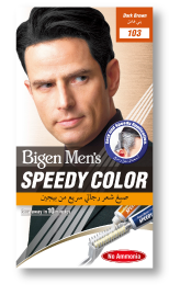 Bigen Men's Speedy Color 103