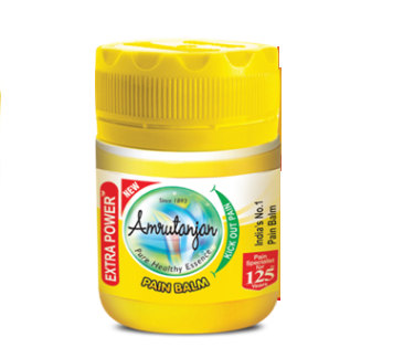 Amrutanjan Aromatic Balm 60ml