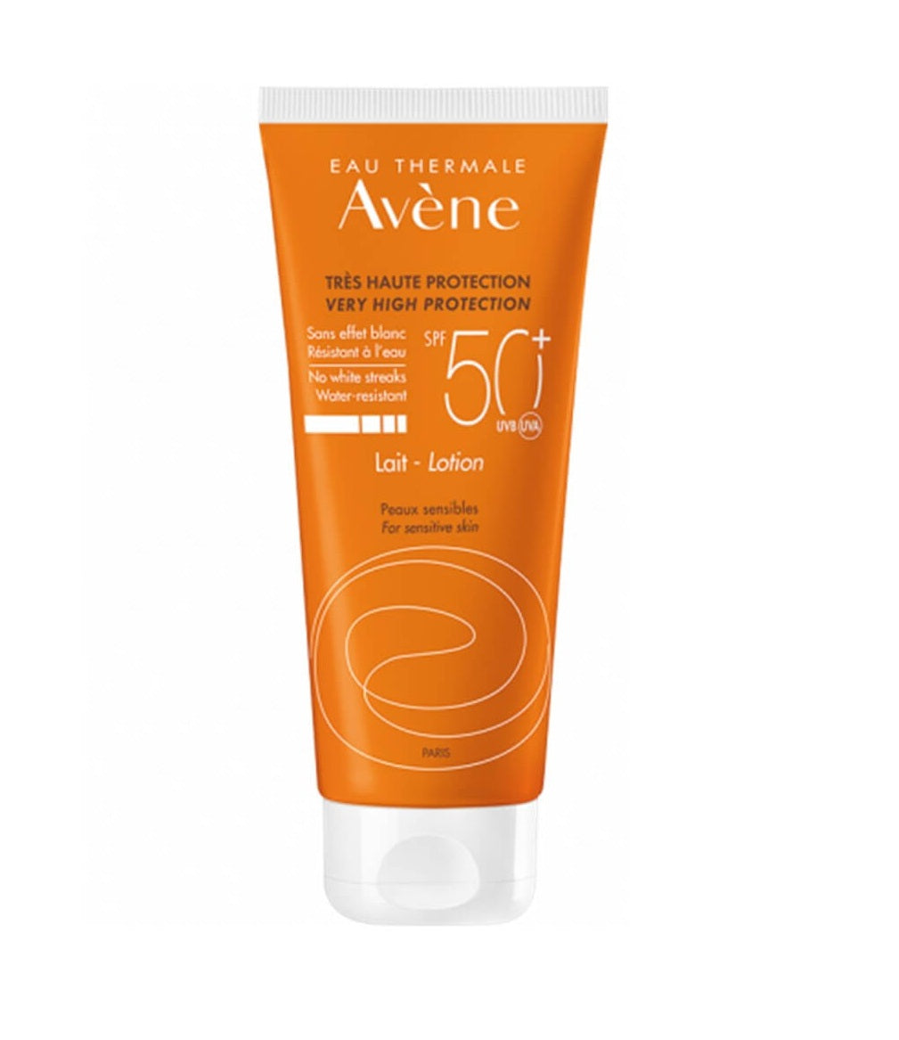 Avene SPF50+ Sun block lotion 100ml