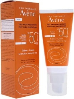Avene Cream - Dry Sensitive SPF 50