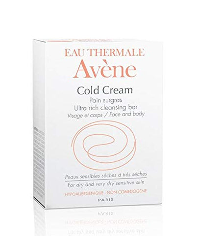 Avene Ultra Rich Cleansing Bar 100g