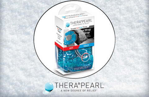 Therapearl Knee with strap