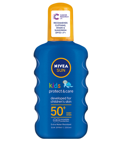Nivea Kids Sun Spray SPF 50