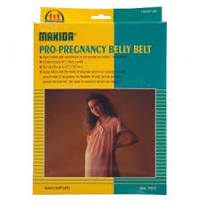 Pro-Pregnancy Belly Belt